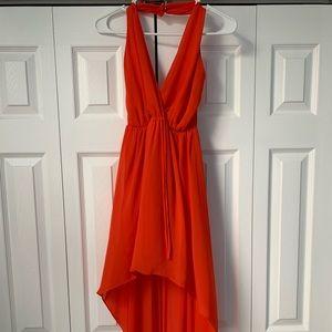 Double Zero High Low Dress